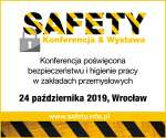 Konferencja SAFETY 2019